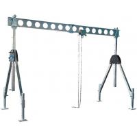 Hliníkový portálový Žeriav - skladací