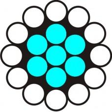 Hliníkové lano -AlFe