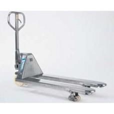 Ručný paletizačný vozík z nehrdzavejúcej ocele model PFAFF HU 20-115 VATP PROLINE
