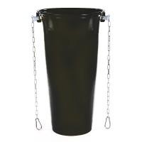 Sklz na stavebnú suť, stavebný odpad HG - Základný čierny