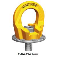 Zdvíhacie skrutkovacie oko (kotviaci bod) PLGW-PSA