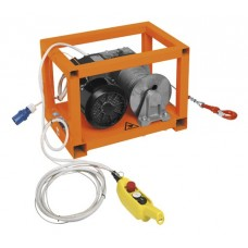 Elektrický Lanový navijak- vrátok stavebný pre lešenie – Zdvíhacie a ťahacie