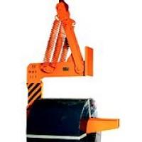 C-hák s pružinovým vyrovnaním ťažiska Typ C 32